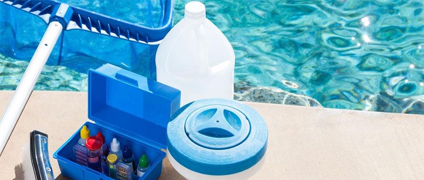 Guida alla manutenzione della piscina