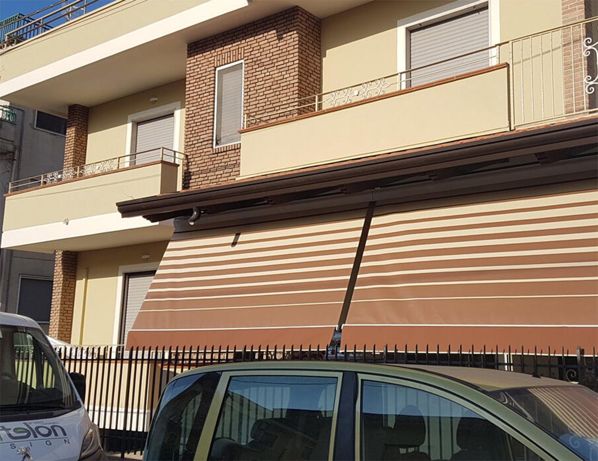 Tende da sole per balconi